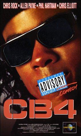 CB 4 [VHS]