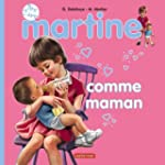 MARTINE COMME MAMAN T.14