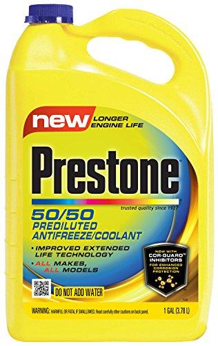 Review Prestone AF2100 Extended Life 5050 Antifreeze 1