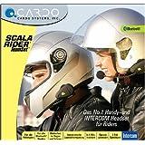 Cardo Scala Rider TeamSet Casque sans fil Bluetoothpar Cardo