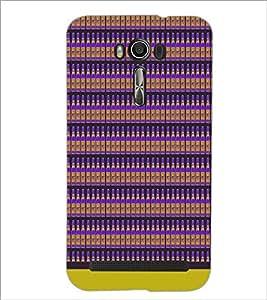 PrintDhaba Bottle Pattern D-1943 Back Case Cover for ASUS ZENFONE 2 LASER ZE550KL (Multi-Coloured)