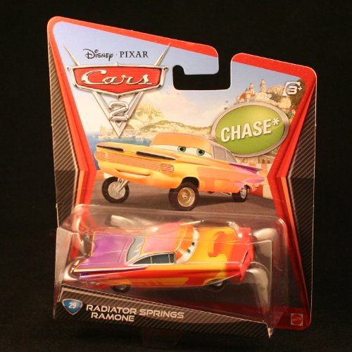 Disney / Pixar CARS 2 Movie 155 Die Cast Car #29 Radiator Springs Ramone
