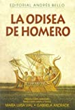 img - for La Odisea de Homero (Spanish Edition) book / textbook / text book
