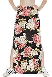 Divaat Flora Party Maxi Skirt