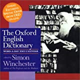 Oxford English Dictionary Word-A-Day 2002 Calendar (0060935170) by Winchester, Simon