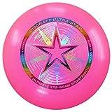 Discraft ウルトラスター 175g アルティメット・スポーツディスク (ピンク)