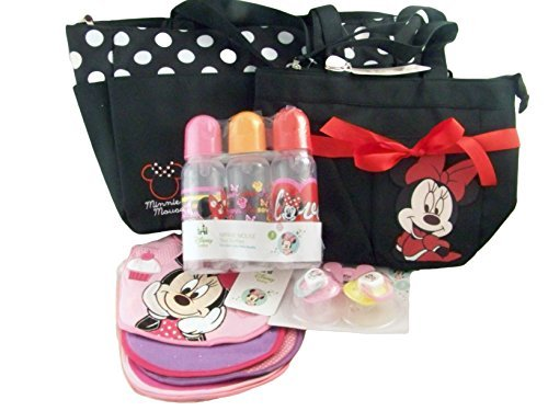 Baby Girl Gift Set 5 piece Minnie Mouse, db30195-combo - 1