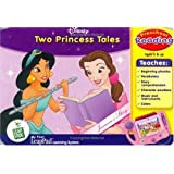 LeapFrog My First LeapPad Book: Disney Two Princess Tales