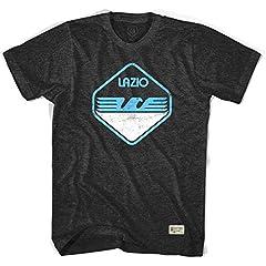 Lazio Eagle 80s Vintage Soccer T-shirt