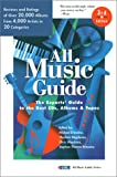 img - for All Music Guide: The Experts' Guide to the Best CD's, Albums & Tapes (All Music Guide Series) book / textbook / text book