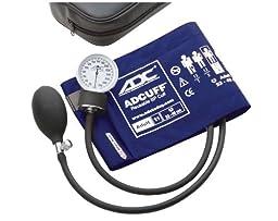 ADC PROSPHYG 760 Pocket Aneroid Sphygmomanometer, Royal Blue, Adult