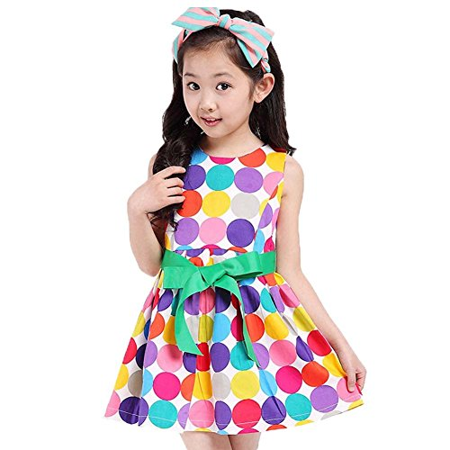 ftscq-girls-colorful-polka-dot-butterfly-knot-sleeveless-princess-white-dress130cm