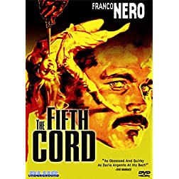 The Fifth Cord [Blu-ray]
