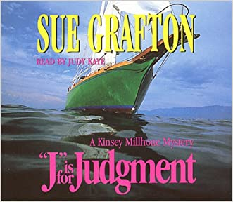 J Is For Judgment (Sue Grafton)
