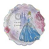 Meri Meri Disney Princess Large Plate - Cinderella