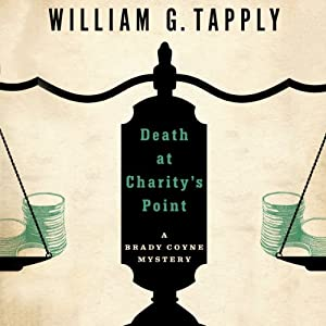 Death at Charity's Point Audiobook