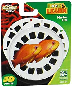Fisher Price View Master Look and Learn - Marine Life