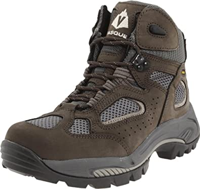 26838513823 Vasque Men's Breeze GTX Waterproof Hiking Boot,Beluga/Gunmetal,7 M