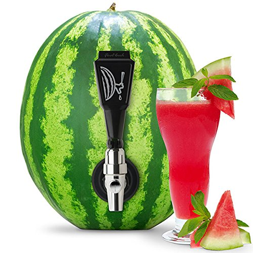 Final Touch Black Watermelon Keg Tapping Kit (Spigot Watermelon compare prices)