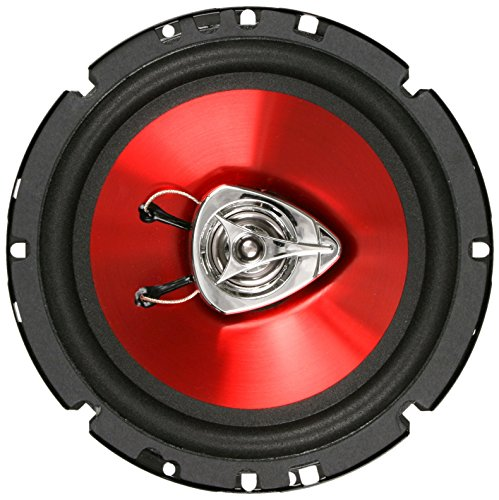 Boss Ch6500 Chaos Series 6.5-Inch 2-Way Slim Mount Speakers (Pair)