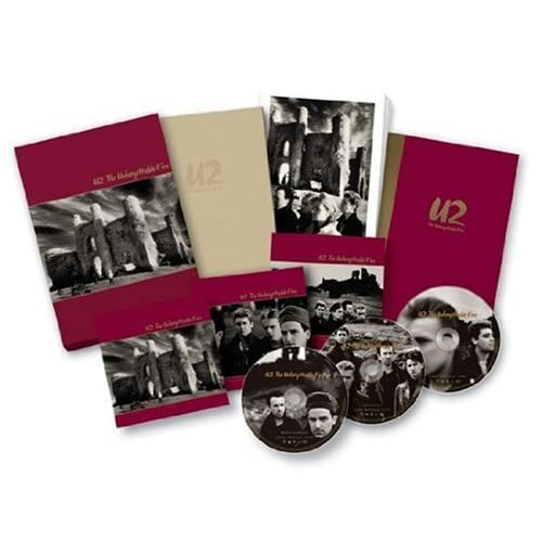 The Unforgettable Fire remastered