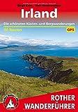 Irland: Die schönsten Küsten- und Bergwanderungen. 50 Touren. Mit GPS-Daten (Rother Wanderführer)