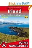 Irland: Die sch�nsten K�sten- und Bergwanderungen. 50 Touren. Mit GPS-Daten