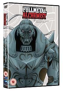 Fullmetal Alchemist 11 - Becoming The Stone [DVD]
