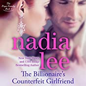 The Billionaire's Counterfeit Girlfriend: The Pryce Family, Book 1 | Nadia Lee