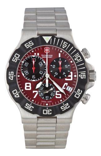 Victorinox Swiss Army Men's 241342 Summit XLT Chrono Watch