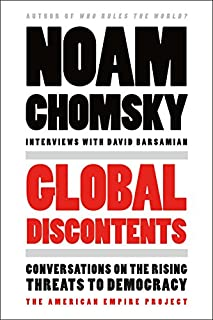 Book Cover: Global Discontents: Conversations on the Rising Threats to Democracy