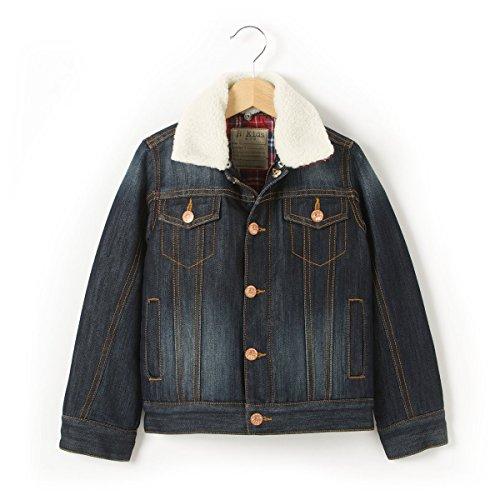 R Kids Bambino Giacca In Jeans Foderata 312 Anni Taglia 94 Blu