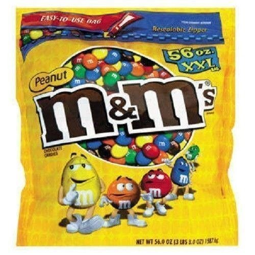 mms-peanut-56oz-original-bulk-chocolate-candy-xxl-bag-mms-new-sealed