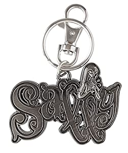 The Nightmare Before Christmas Sally Pewter Key Ring