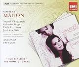 echange, troc  - Massenet : Manon