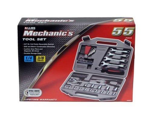 Allied International 49026 55-Piece Mechanic's Tool Set