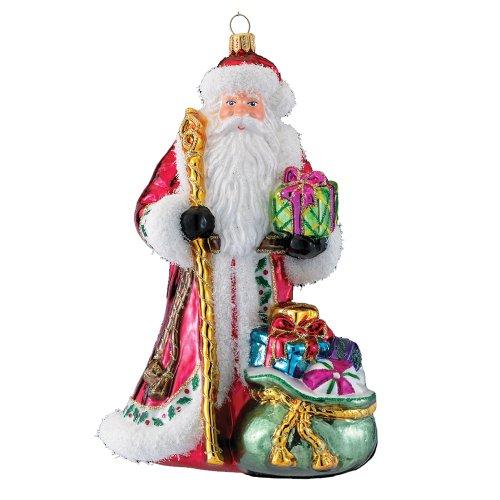 Santa Blow Up front-1035803