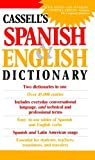 img - for Cassell's Spanish & English Dictionary book / textbook / text book