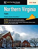 Northern VA Atlas (0841671885) by ADC The Map People
