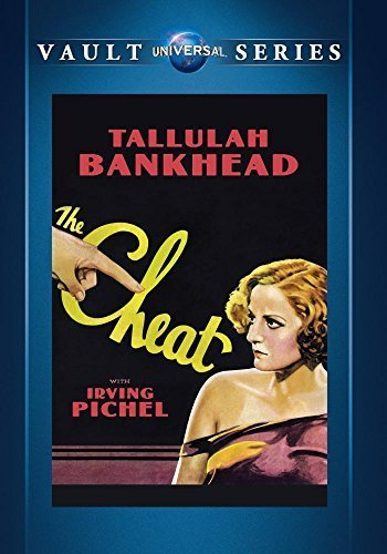 The Cheat by Tallulah Bankhead