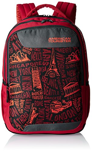 American-Tourister-Red-Casual-Backpack-69W-0-00-006