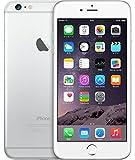 【国内版SIMフリー】 iPhone 6 Plus 64GB シルバー 白ロム Apple 5.5インチ -