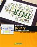 Aprender jQuery Con 100 Ejemplares Pr...