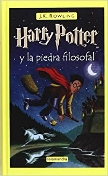 Harry Potter y la Piedra Filosofal: 1: Amazon.es: J.K