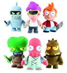 Kidrobot Futurama Collectible Mini Fi...
