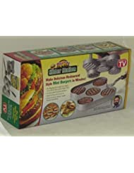 Big City BS011106 Slider Station for Mini Hamburgers by Allstar Products