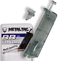 MetalTac Airsoft Speed Loader with Capacity of 100 Bbs from SPIG