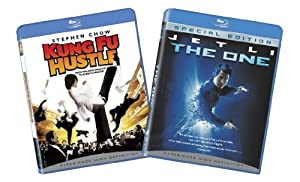 Kung Fu Hustle / The One [Blu-ray]