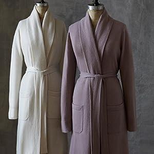 Cashmere robe xs
