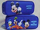 Cute Mickey and Friends Mouse Pencil Case Set of 2